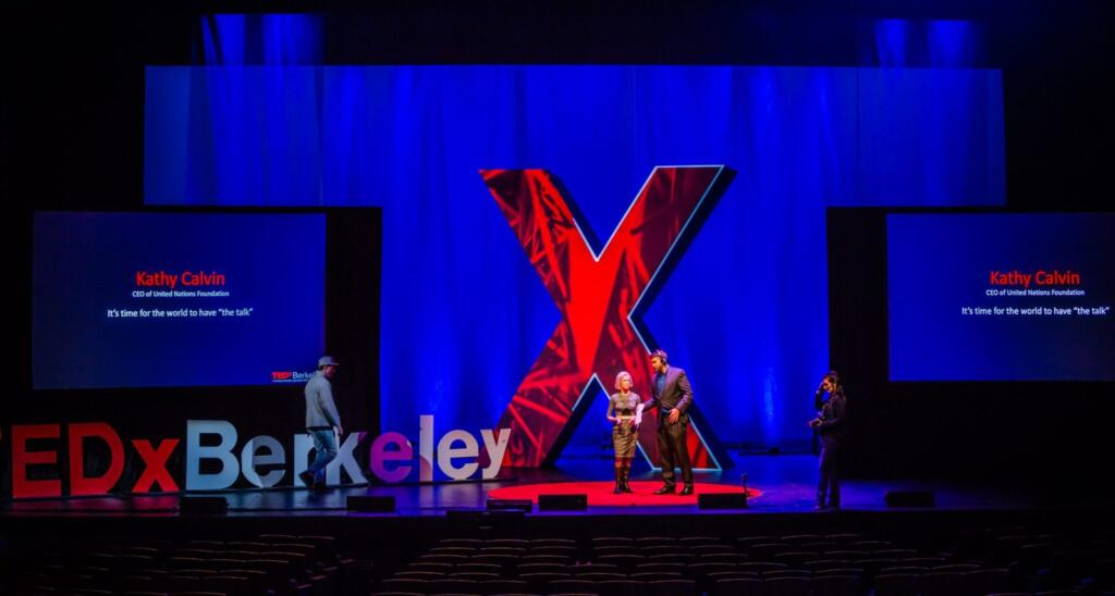 tedx Berkeley Repertoire Productions SF bay area silicon valley av