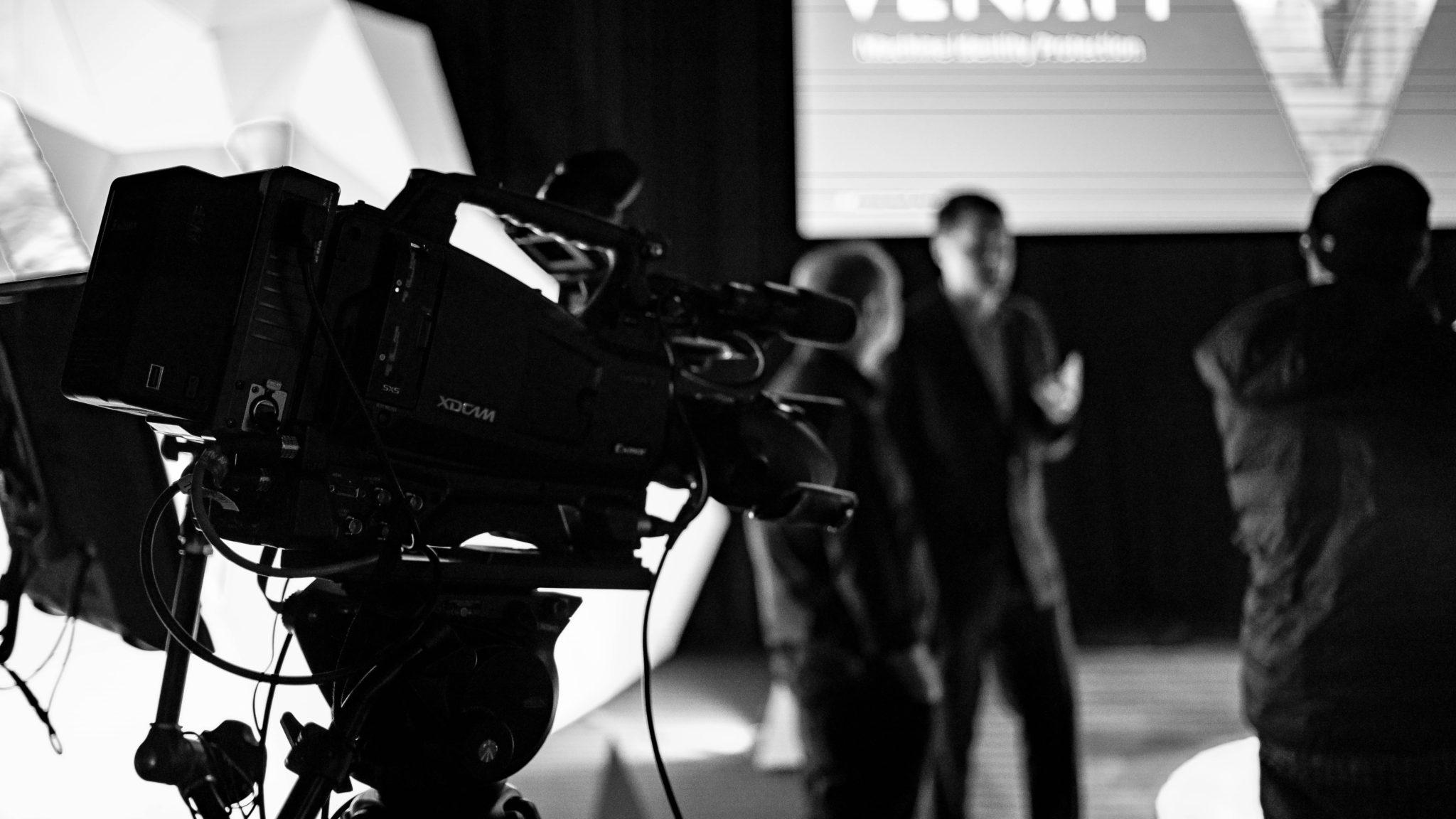 Repertoire Productions   Elite Live Stream Production Company